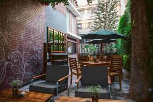 Cafe Basilico - Outdoor Area - 01