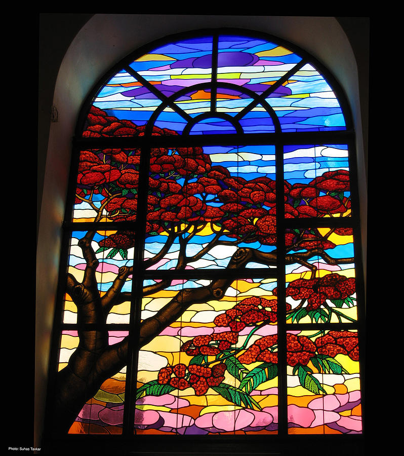 Stained Glass Art : Eternal art stained glass