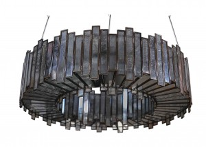 Contemporary Chandelier from Pinakin