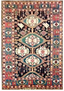 Tribal Romance by Cocoon Fine Rugs