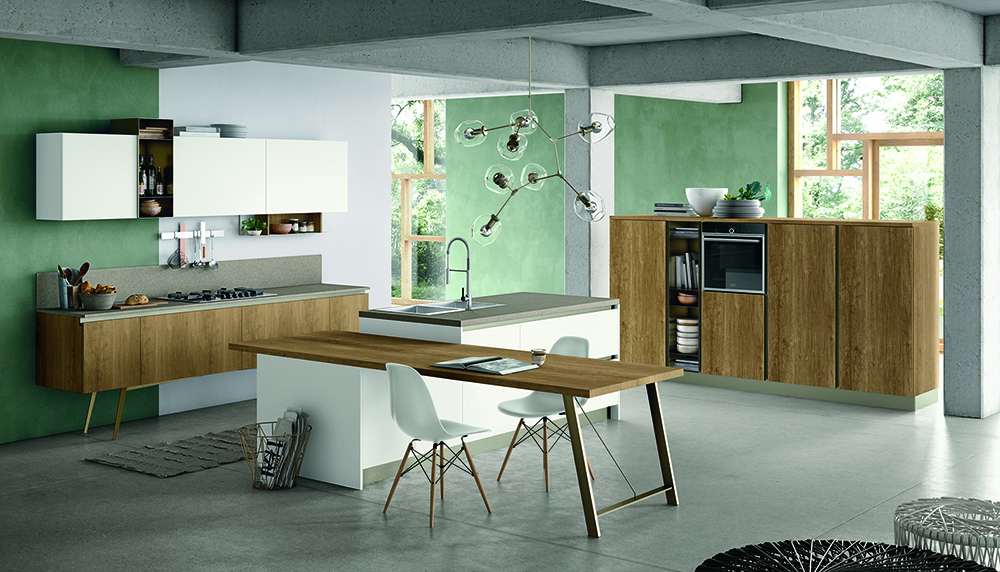 Stosa. With Stosa. Maya Is Among The Latest Series Of Kitchens To Be ...