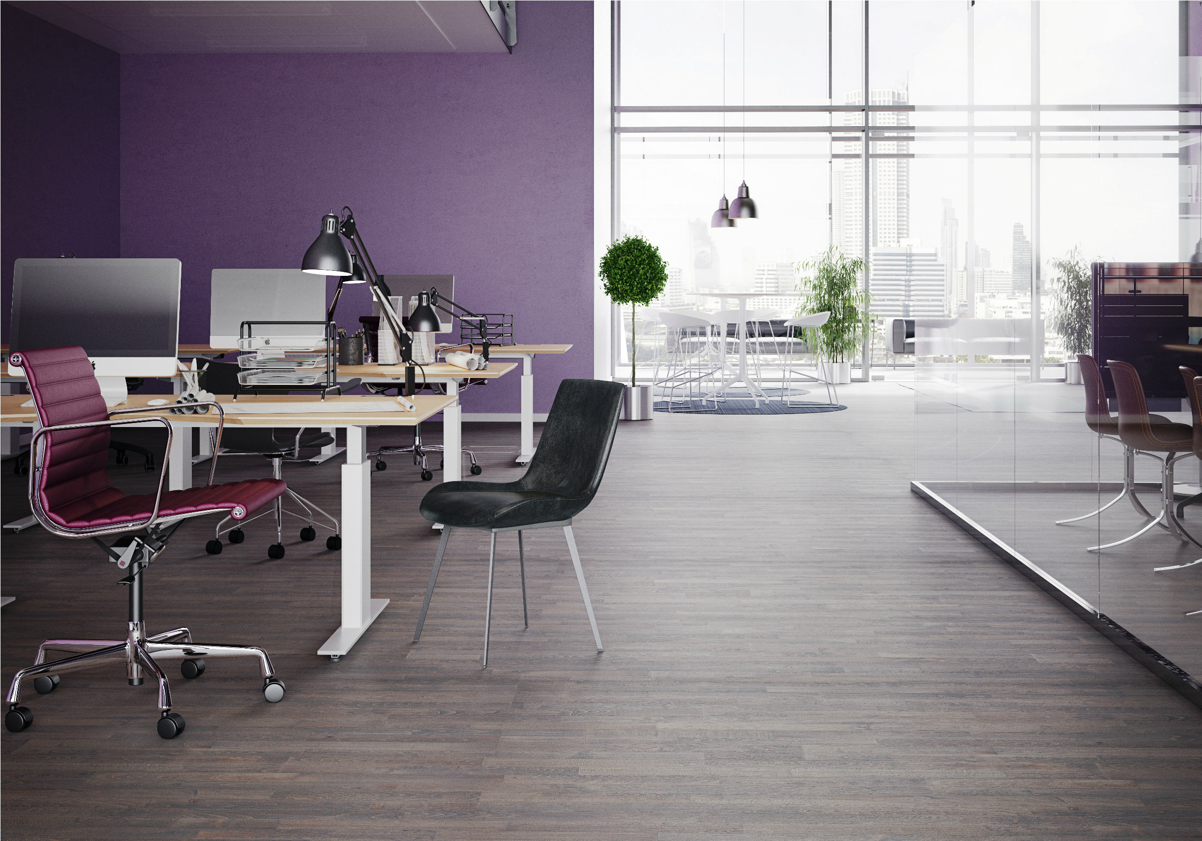 Benefits of eco friendly flooring by junckers for Eco friendly flooring