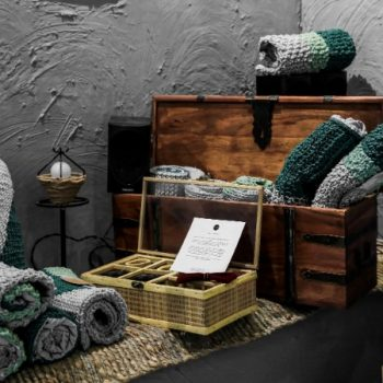 Range Of Eco-Chic and Hand-Crafted Lifestyle Products