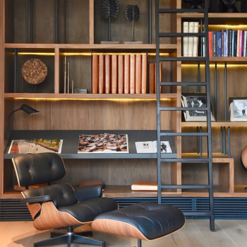 7 Cool Bookcase Designs