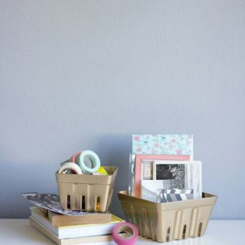 5 Easy diys to style your desk!