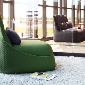 "Relaxed Work Seats – ""The HOSU Lounge Collection"""