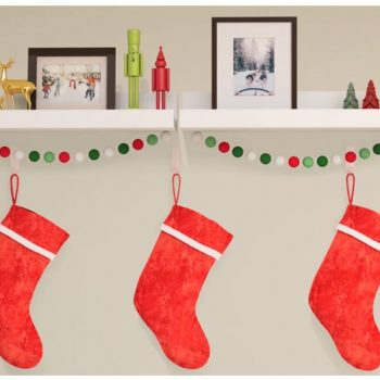 Ecofriendly, Damage-free and Pocket friendly Christmas Decor!