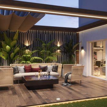 Terraced Beauty